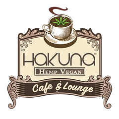 Hakuna Cafe Updated Logo - PNG  with Bei