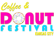Main Logo - Coffee Donut Festival Kansas