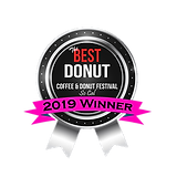 Silver Medal - Pink Ribbon - Socal Donut