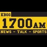 KBGG 1700AM News - Talk - Sports