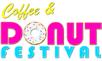 Coffee & Donut Festival Logo - Small 150