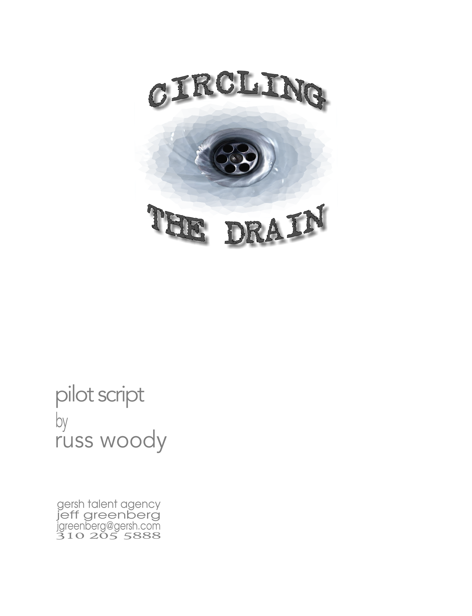CLICK HERE to CIRCLE THE DRAIN