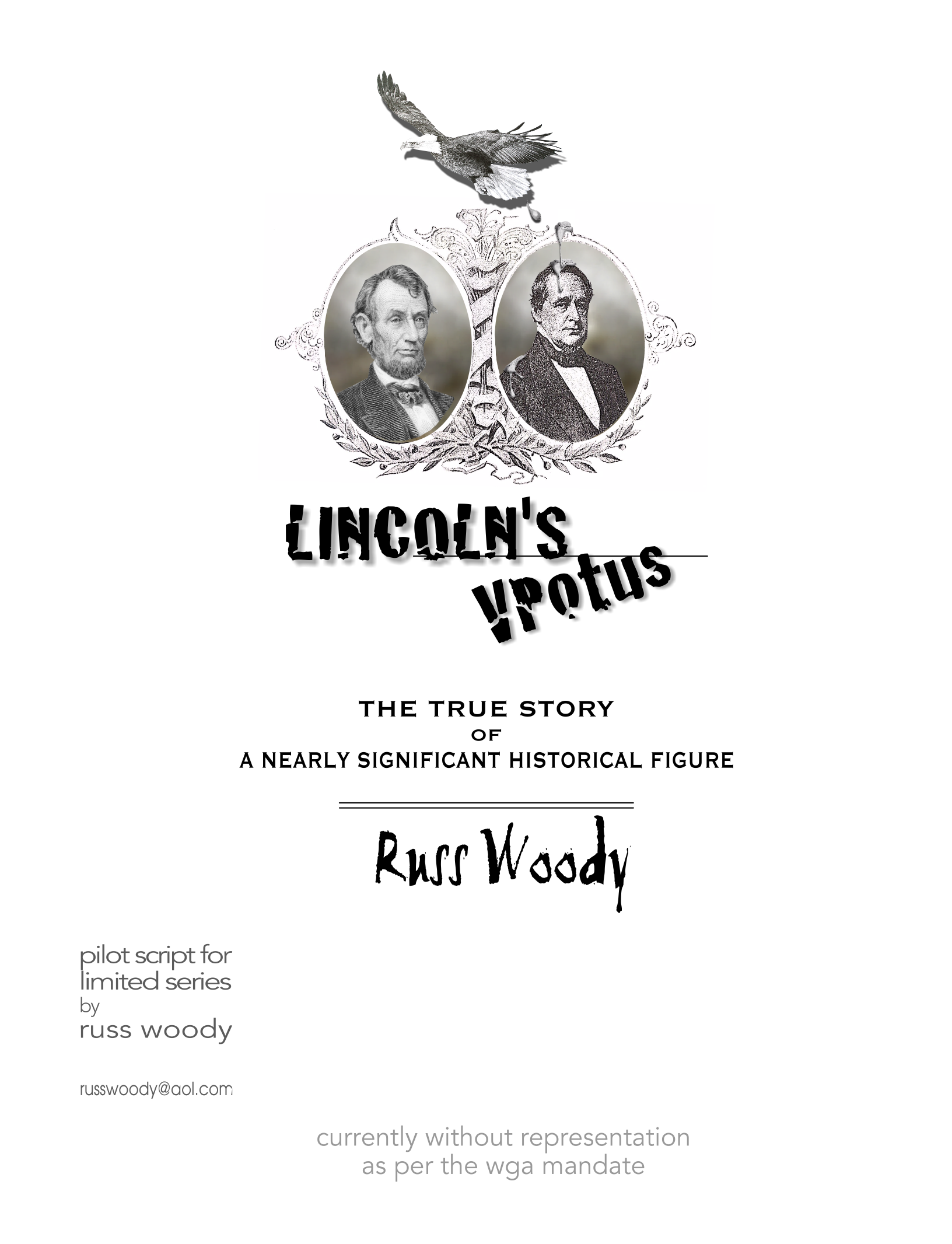 LINCOLN'S VPotus - Read it here.