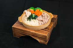 Tonkatsu Soya Milk Pork Udon