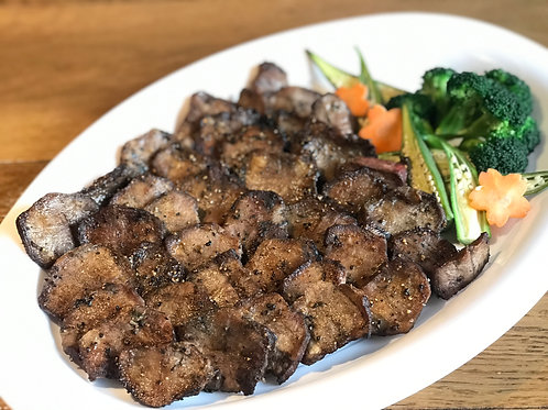 Grilled OX Tongue Platter