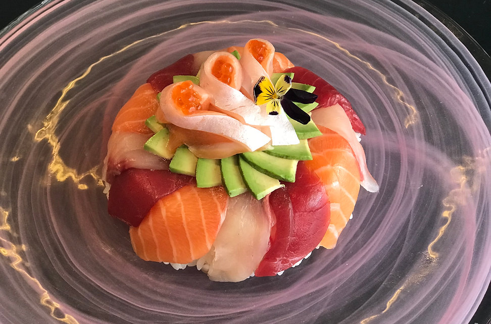 "Sushi Cake 6"" Inch"