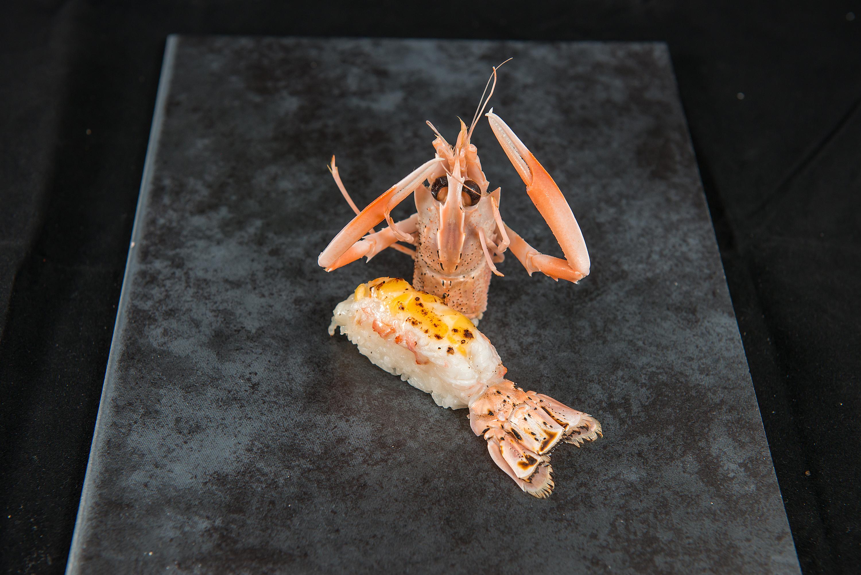 Garlic Cheese Scampi