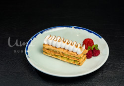 Matcha Mille-Feuille