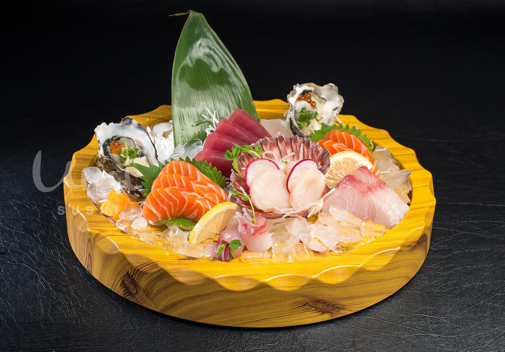 Sashimi Main