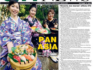 Asia comes to your doorstep