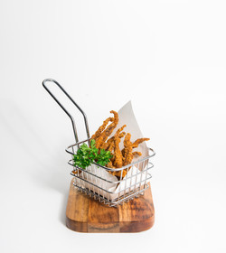Sansho Deep Fried Squid