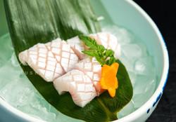 Kingfish Belly Sashimi