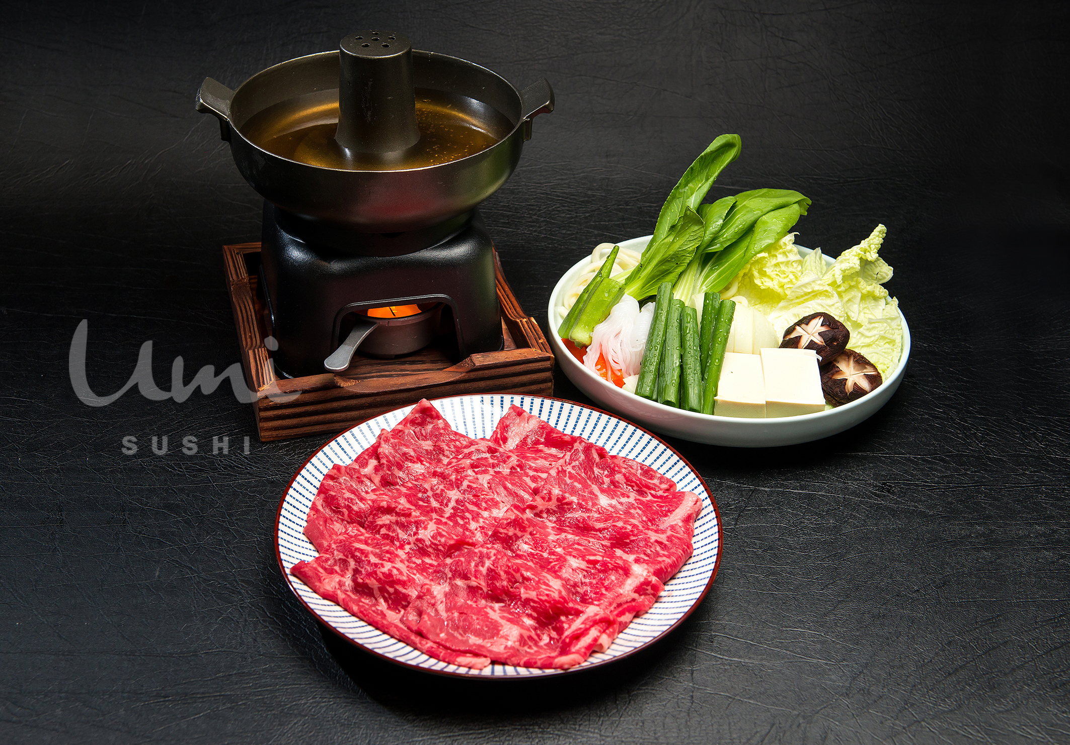Shabu Shabu Hot Pot (for 2 people)
