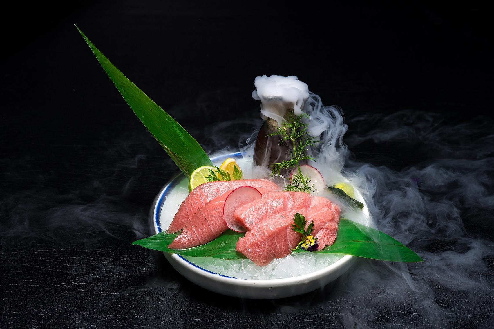 Chu-Toro Sashimi