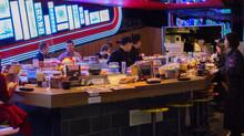 Umi Sushi Express, George St Sydney