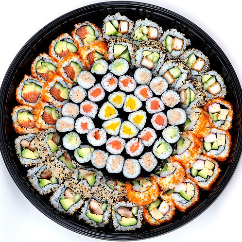 Sushi Roll Favourites A