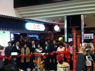海回転寿司Express店がイベントシネマにオープン!