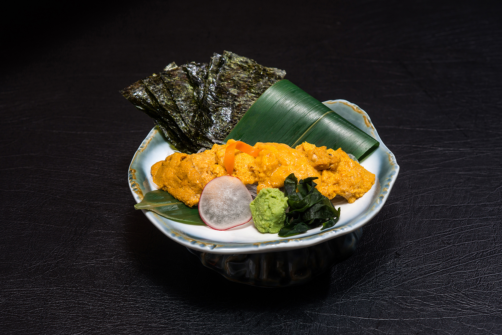 Uni Sashimi