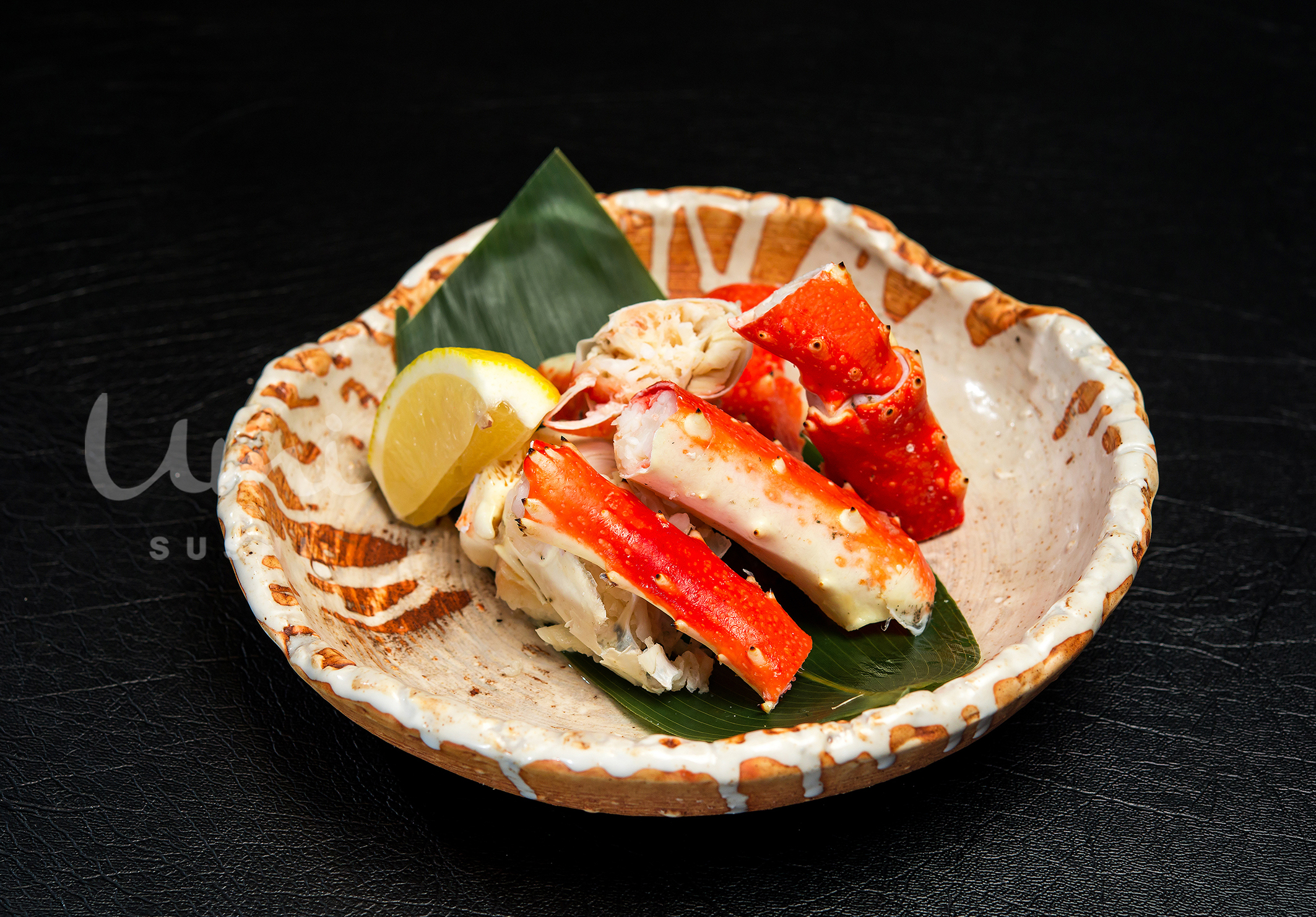 Chargrilled Alaskan King Crab