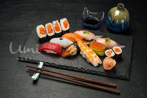 Main Nigiri Sushi Combo