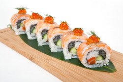 Salmon Paradise Roll
