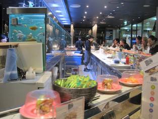 Umi Kaiten Zushi – Sushi Train – Haymarket
