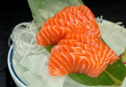 Saikou Salmon Sashimi