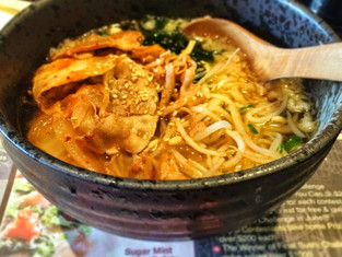 Sydney City - Umi sushi and Udon Darling Harbour