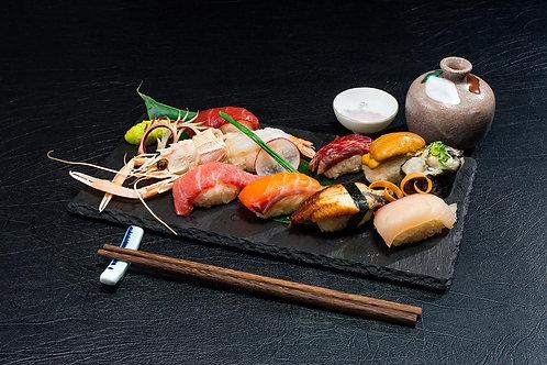 Deluxe Nigiri Sushi Combo