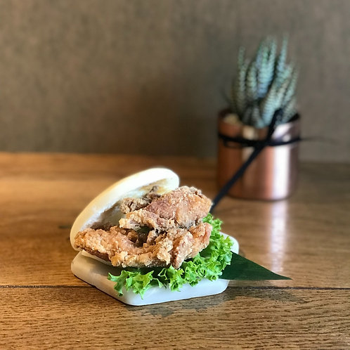Karaage Chicken Bao