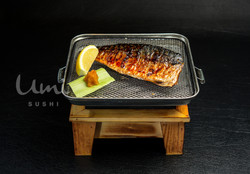 Chargrilled Saba