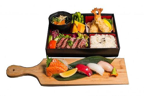 Wagyu Steak Bento
