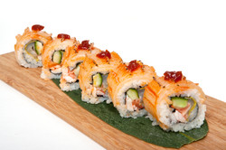 Spicy Seafood Roll