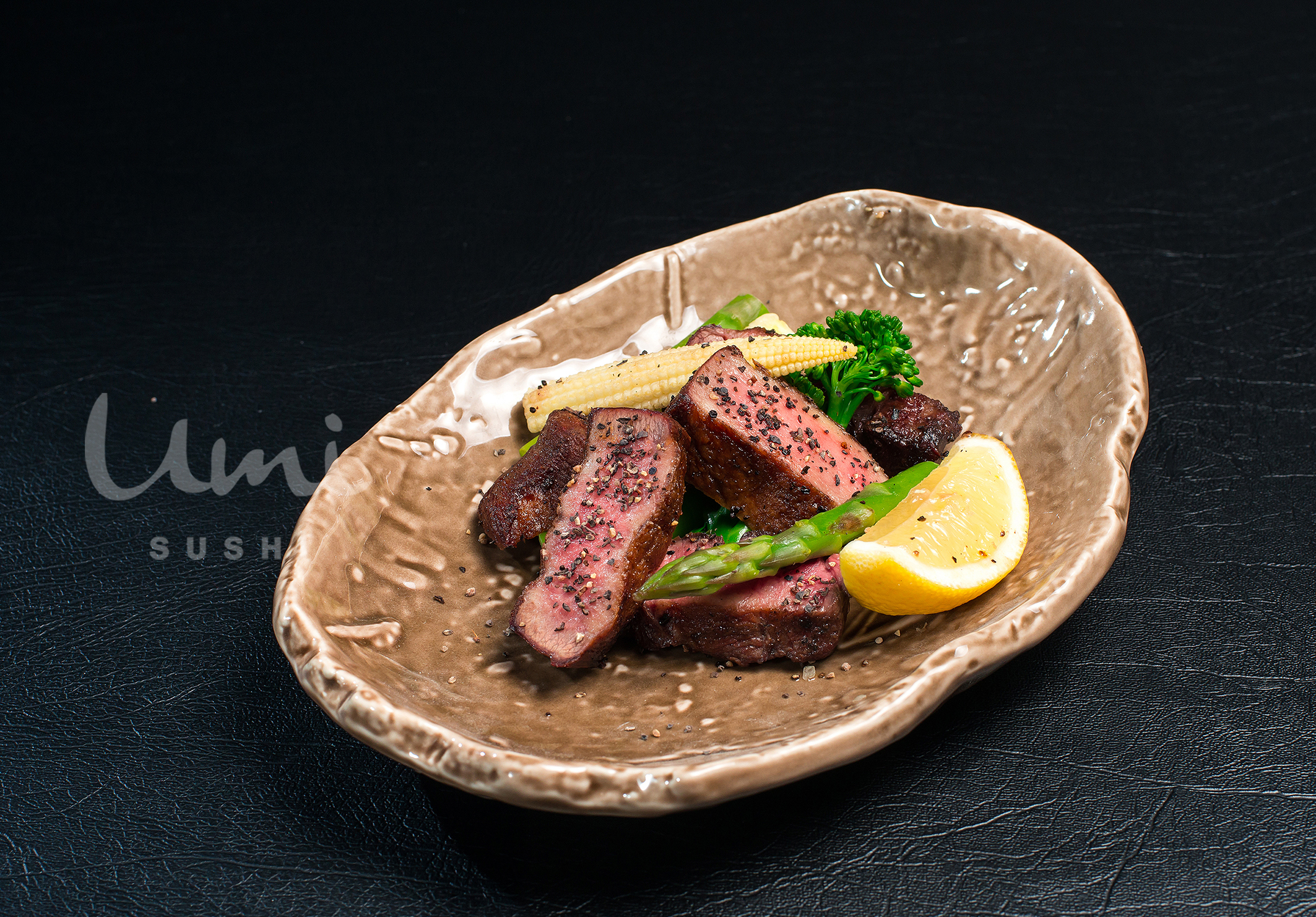 Chargrilled OX Tongue