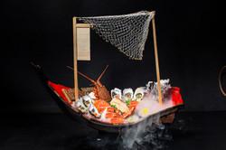Lobster Sashimi Boat