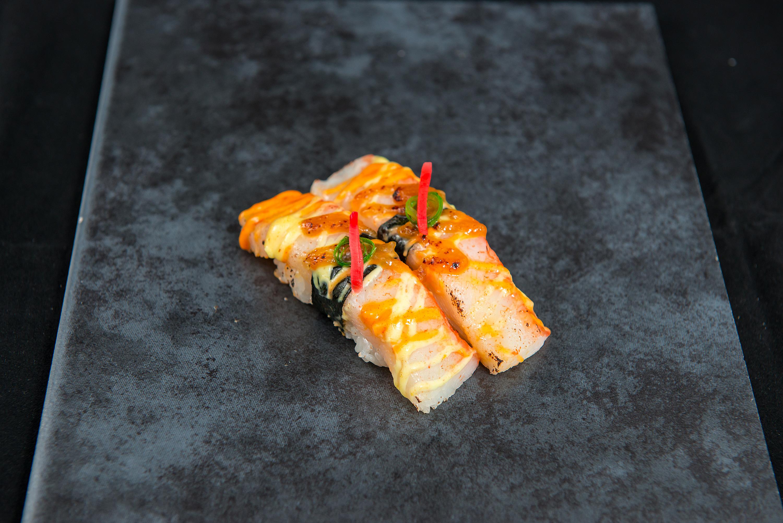 Spicy Mustard Mayo Crab Stick