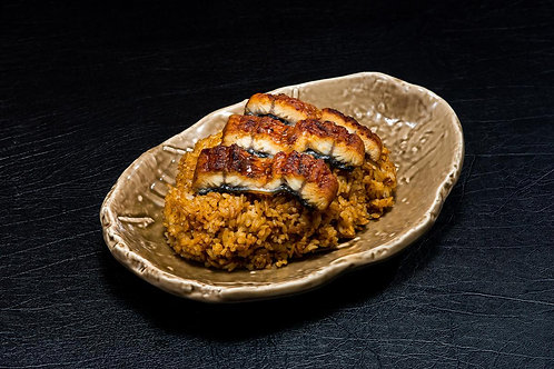 Unagi (eel) Fried Rice