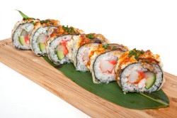 Tempura Seafood Roll