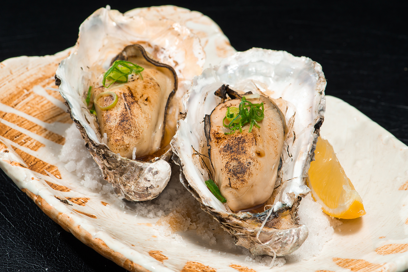 Grilled Jumbo Oyster