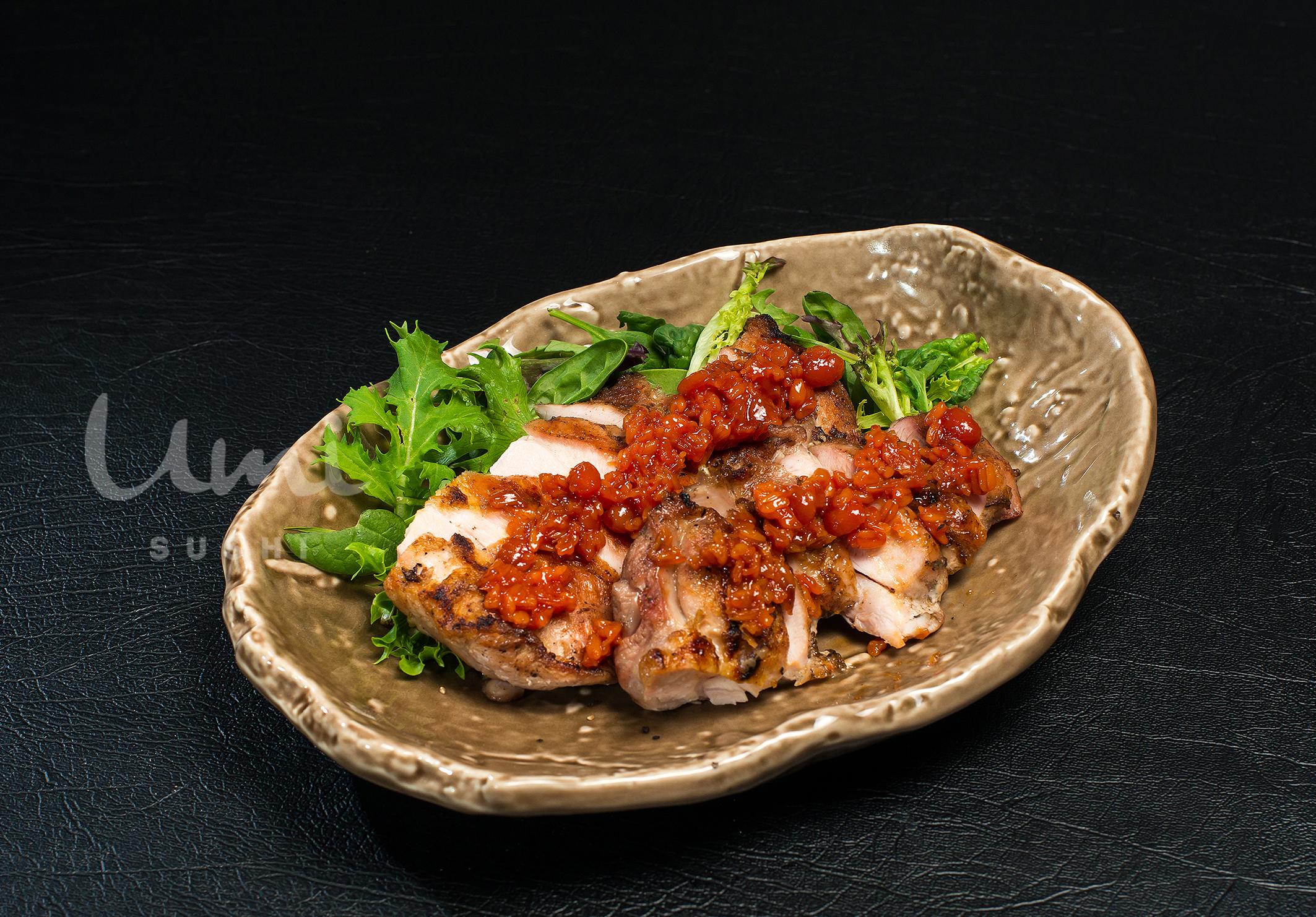 Moro Miso Chicken
