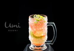 Lime & Grapefruit High Ball