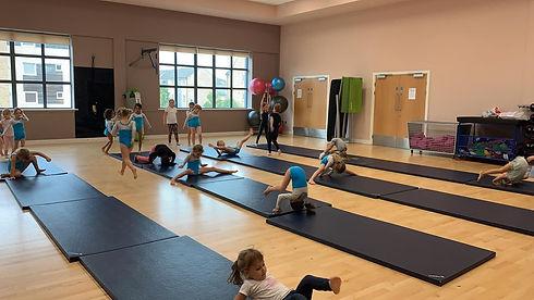acrobatics grading  the hebden school of dancing ltd