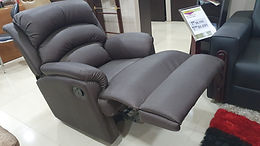 Primary Material : Treated Solid Wood, High Quality Mechanism, Zig Zag Springs, Pocket Springs, High Density PU Foam, Polyester Fiber, Polyester Fiber Sheet & Upholstery Fabric  Style : Contemporary  Finish : Fabric  Features : Durable Structure, Premium fabric and Ergonomical Design, Recliner Feature, High Comfort level
