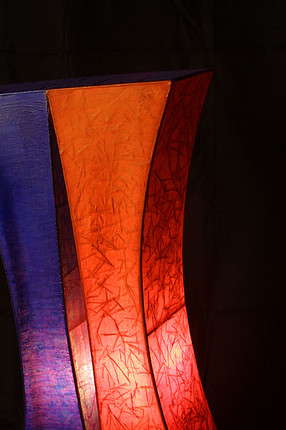 Paper Lamp_ Claudia Gastaldo