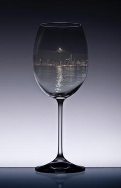 wine glass city