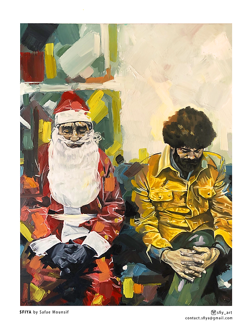We are all Santa - LIMITED EDITION