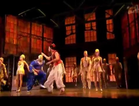 Helpmann Performance 2017 - Aladdin