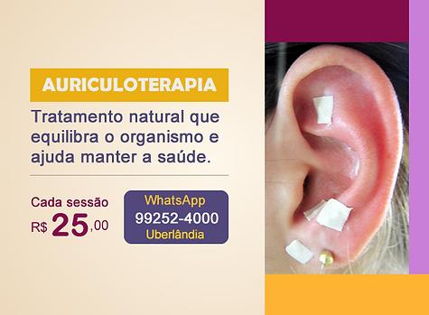 Auriculoterapia Uberlândia