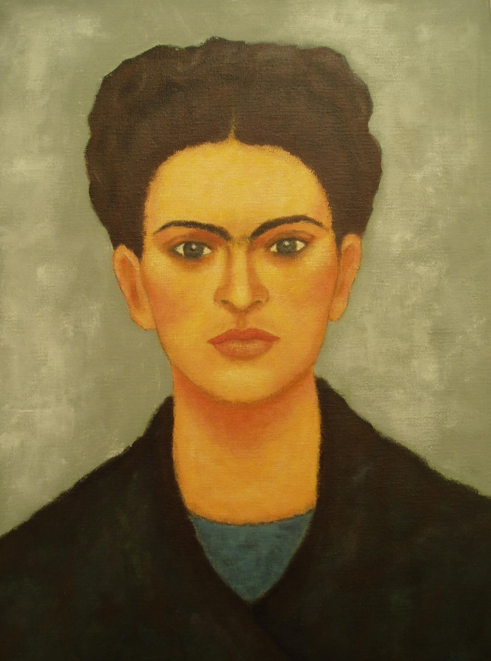 Frida_allá_Modigliani