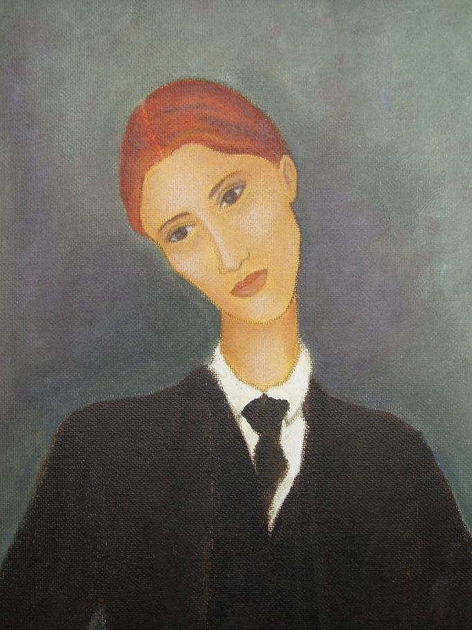 Selvportrett_allá_Modigliani